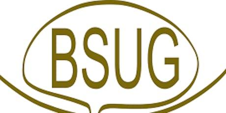 BSUG Associate Members Day tickets