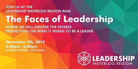 Leadership Waterloo Region AGM tickets