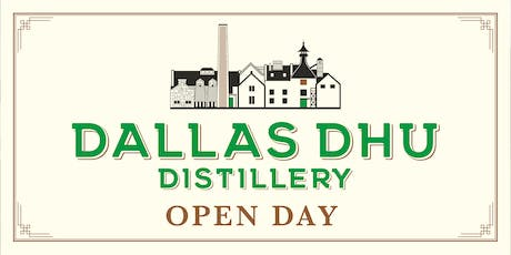 Dallas Dhu Distillery Open Day tickets