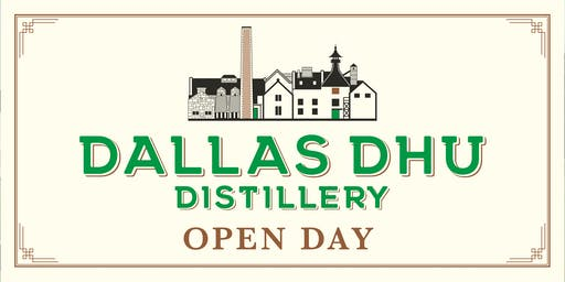 Dallas Dhu Distillery Open Day