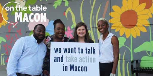 On The Table Macon: Rebuilding Macon (9:00AM)