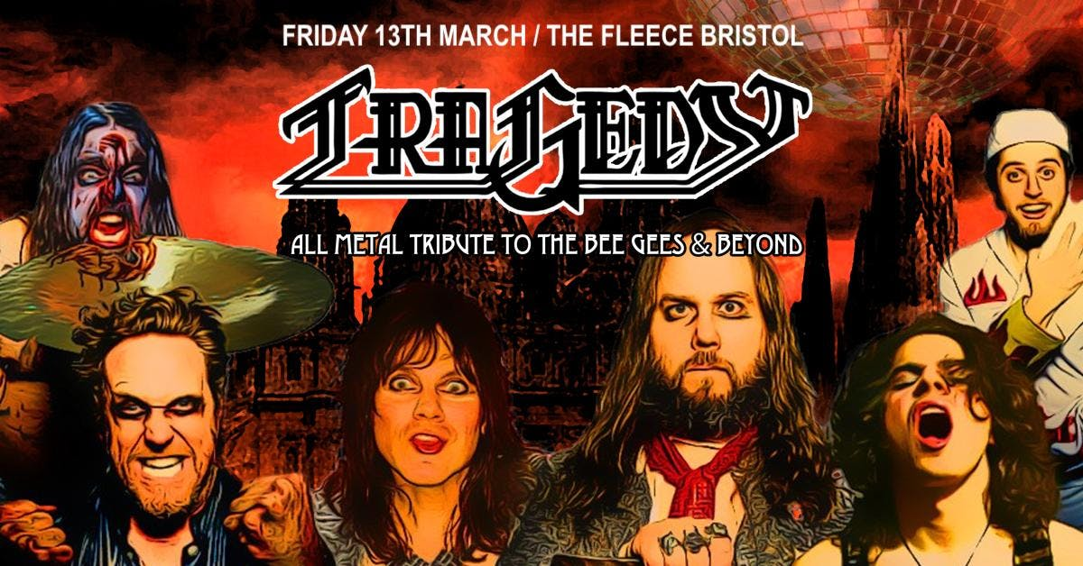 Tragedy All Metal Tribute to The Bee Gees and Beyond