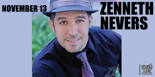 Comedian Zenneth Nevers Live In Naples, FL Off the hook comedy club