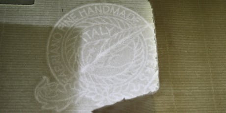 The Light Through: Handmade Paper and Watermarking from Fabriano tickets