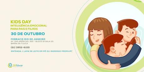 [RIO DE JANEIRO/RJ] EVENTO - KIDS DAY ingressos
