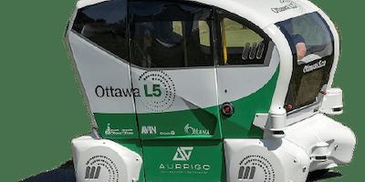 Autonomous Vehicle Rides (Innovation Day)