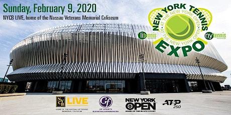 2020 New York Tennis Expo tickets