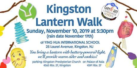 NJ: Kingston Lantern Walk tickets
