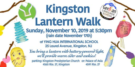 NJ: Kingston Lantern Walk