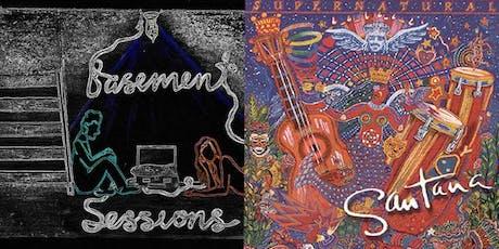 Basement Sessions: Carlos Santana tickets
