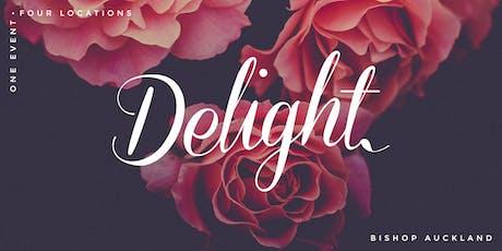 Delight (Bishop Auckland) tickets