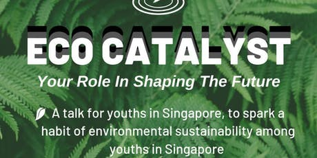 Eco Catalyst: A Kindred & NP Environmental Rangers Talk tickets