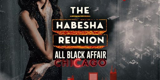 The Habesha Reunion - Chicago - All Black Affair
