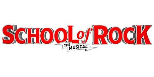 School of Rock November 13 @ 7:30pm