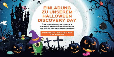 Discovery Day Spezial Halloween Tickets