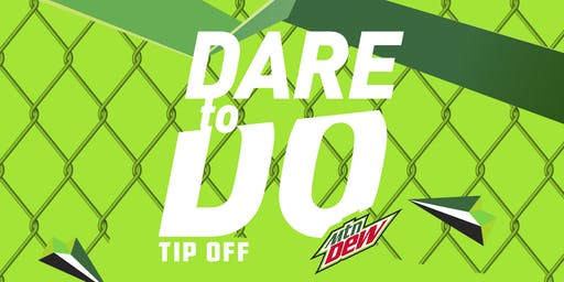 Mountain Dew Dare To Do NBA Tip Off Experience W/ Special Guest