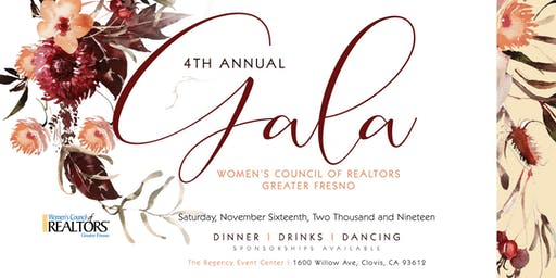 Women's Council of Realtors Greater Fresno Officer Installation & Gala