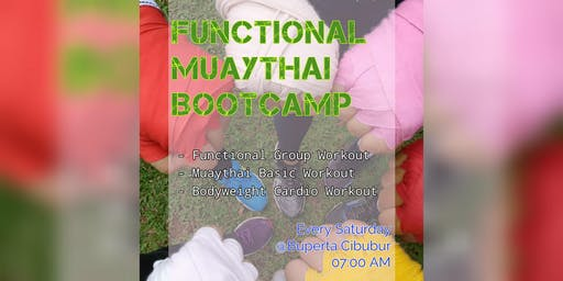 FITOUT Functional Muaythai Bootcamp