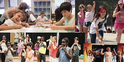 Weston Young Theatre Makers March Break Camp!