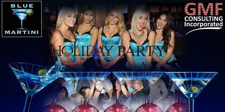 The GMF Holiday Party @ Blue Martini tickets