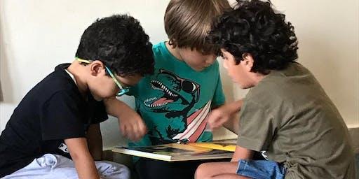 Free Storytelling Workshop for Homeschooling Families