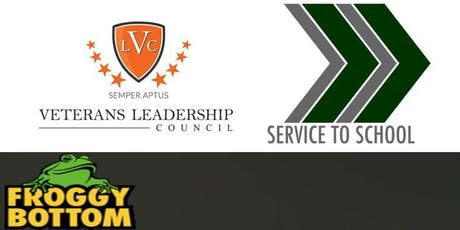 Veterans Leadership Council D.C. and Service to School Networking Event tickets