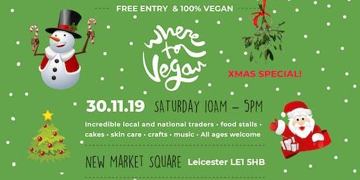 100% Vegan Xmas Special Event!