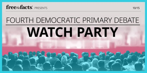Free the Facts Debate Watch Party @ Washington University in St. Louis