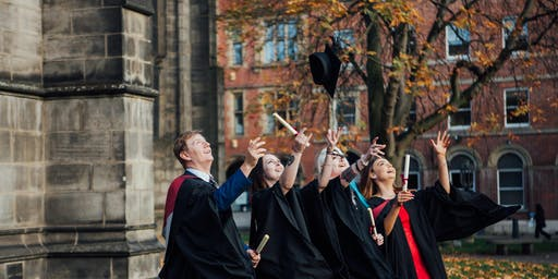 The Sheffield College Graduation Ceremony 2019