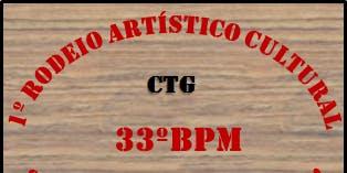 1º RODEIO ARTÍSTICO CULTURAL DO 33ºBPM