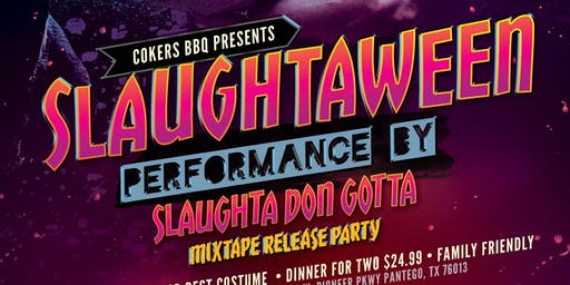 SlaughtaWeen - Prizes for best costume!