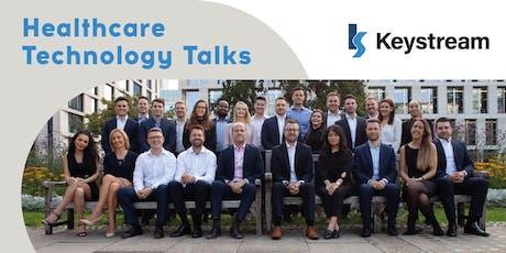 HealthTech Talks, hosted by Keystream tickets