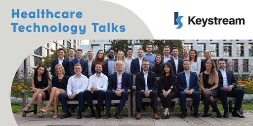 HealthTech Talks, hosted by Keystream