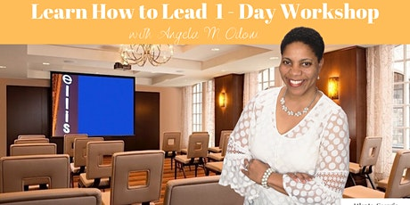 Learn How to Lead 1-Day Workshop tickets