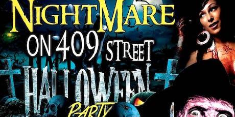 Nightmare on 409 Street tickets