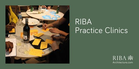 RIBA London Practice Clinic - Planning and HR tickets