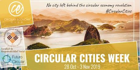 Semana de Ciudades Circulares Ciudad de México tickets