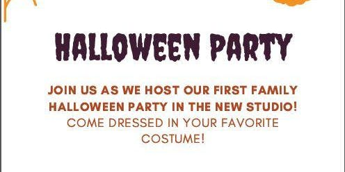 Halloween Party - Dancing for Diabetes
