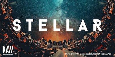 RAW Artists Raleigh presents STELLAR