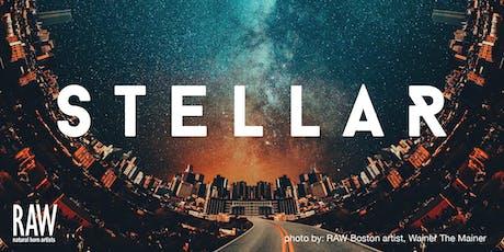 RAW Artists Houston presents STELLAR tickets