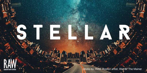 RAW Artists Detroit presents STELLAR