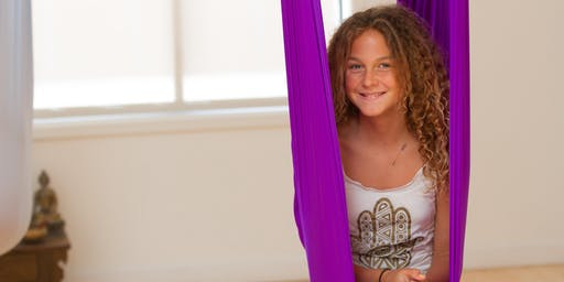Tween/Teen Aerial Yoga