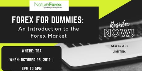 Forex for Dummies: An Introduction to the Forex Market tickets