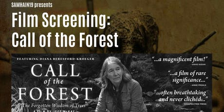 Samhain19: Call of the Forest Film Screening tickets