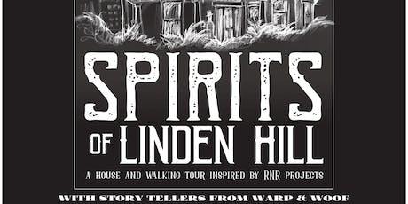 Spirits of Linden Hill tickets