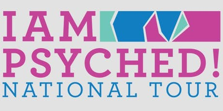 """Psychology """"Night at the Museum""""/APA's I am Psyched! National Tour @Gallaudet University tickets"""