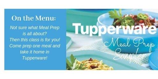 Meal Prep Sampler - Grande Cache