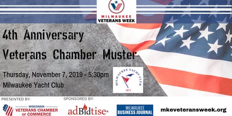 4th Anniversary Chamber Muster tickets