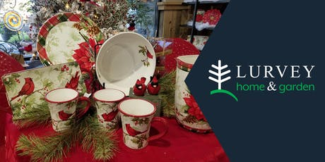 DEMO: Holiday Tablescaping and Décor  tickets