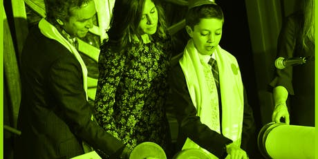 B'nai Mitzvah Family Learner's Services  tickets